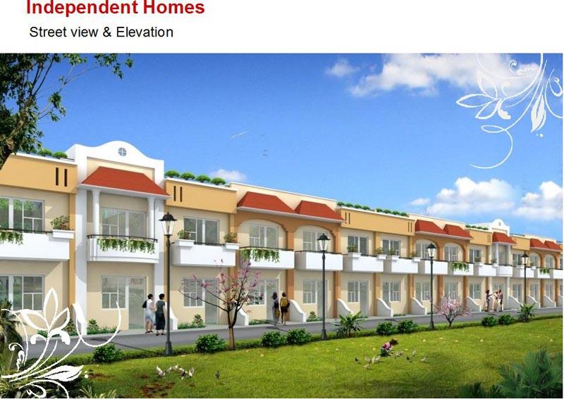 Griham, Meerut - Residential Apartments