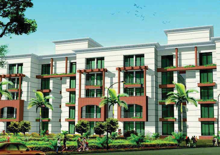 Crescent ParC Ashberry Homes, Amritsar - Splendid Township