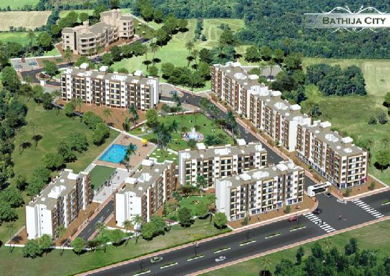 Bathija City, Thane - Residential Apartments