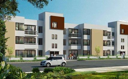 Unihomes, Ambala - 2 & 3 Bedroom Apartments