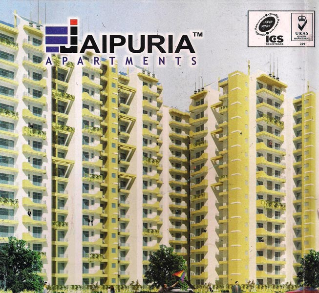 Jaipuria Sunrise Greens, Ghaziabad - 2, 3 & 4 BHK Residential Apatments