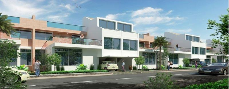 Dream Terraces, Alwar - Kingsize Villas & 3/2 BHK Floors