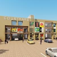Gateway Courtyard - Neemrana, Alwar