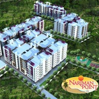 Nariman Point - Mahalakshmi Nagar, Indore