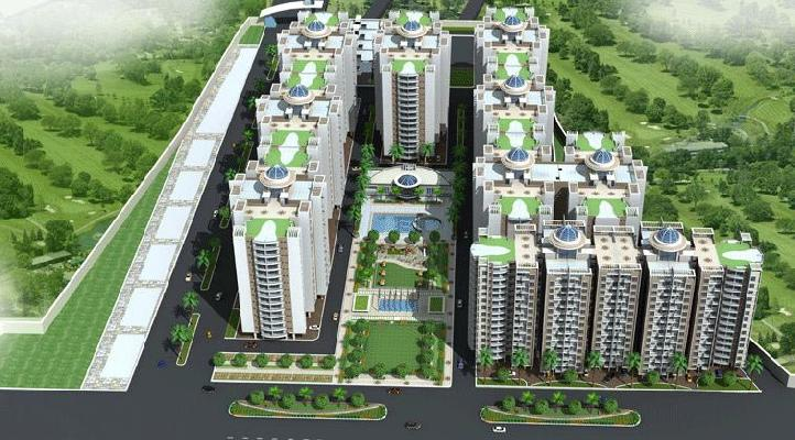 SS Infinitus, Indore - Residential Township