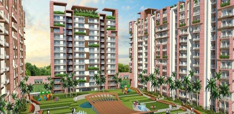 KLJ Platinum Heights, Faridabad - Resdential Flats & Apartments