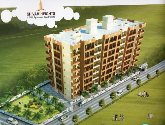 Shivam Height, Thane - 1/2/ BHK Apartments