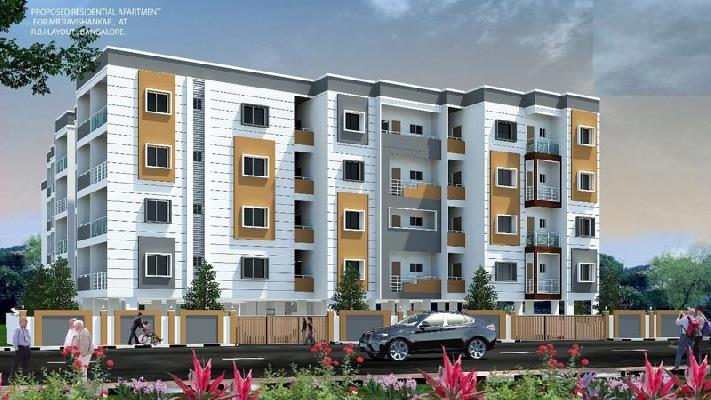 Shivaganga Opal, Bangalore - 2 BHK & 3 BHK Apartments