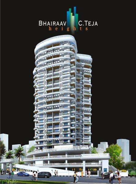 Bhairaav C. Teja, Navi Mumbai - Residential Apartments