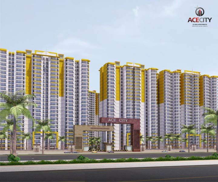 ACE City, Greater Noida - 2/3 BHK Apartments