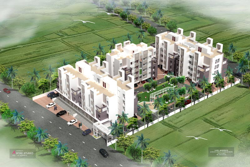 Urban Valley, Aurangabad - Residential Apartments