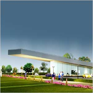 Flagship Project PARKLANDS, Faridabad - Residential Plots