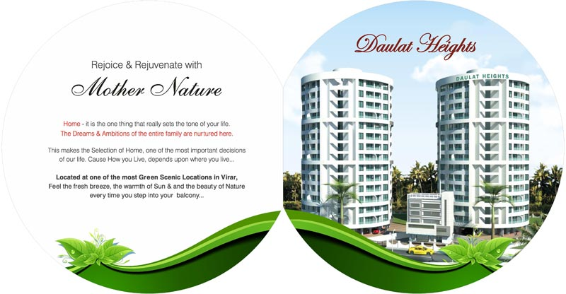 Daulat Heights, Virar - 1 BHK Residential Apartments