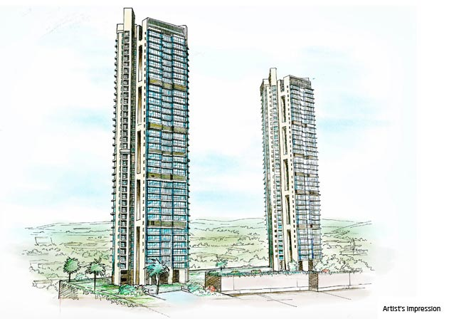 Imperial, Mumbai - 2 & 3 BHK Apartments