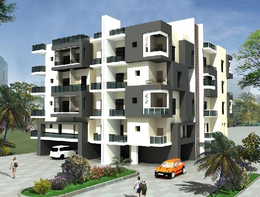 Infra Palace Inn, Ranchi - Residential Complex