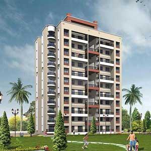 Sylvania, Pune - Residential Apartment