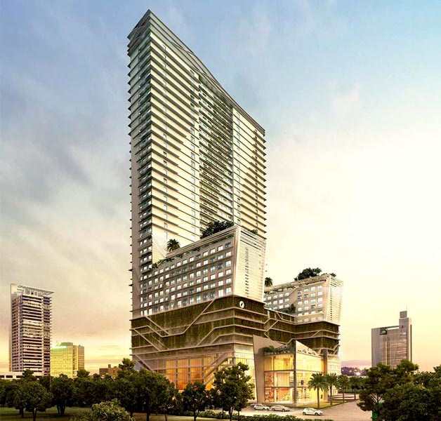 Oh My God, Noida - Residential Cum Commercial Space