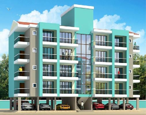 Cuchelim Heights, Goa - 2 BHK Flats