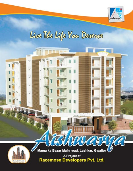 Aishwarya Apartments, Gwalior - Residential Apartments
