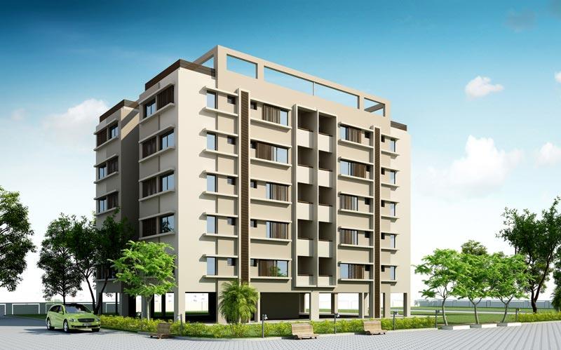 Satva III, Ahmedabad - 2/3 BHK Residential Apartments