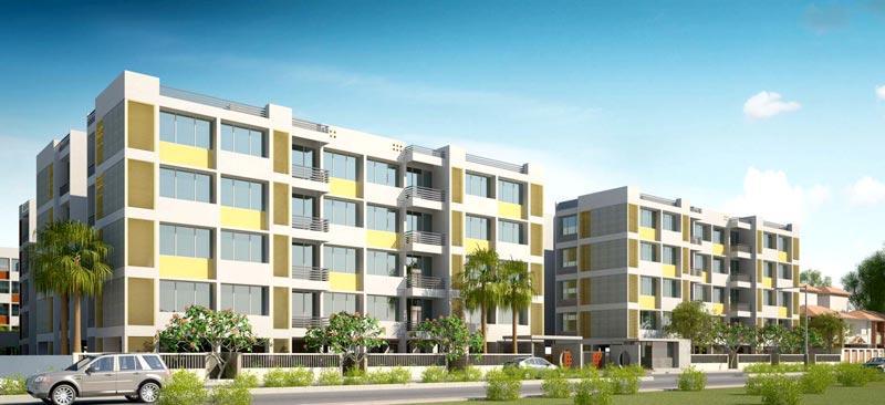 Satva Gotri, Vadodara - 3 & 4 BHK Luxurious Apartments