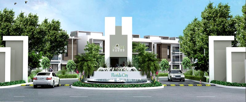 Florida City, Bhiwadi - Residential Apartments