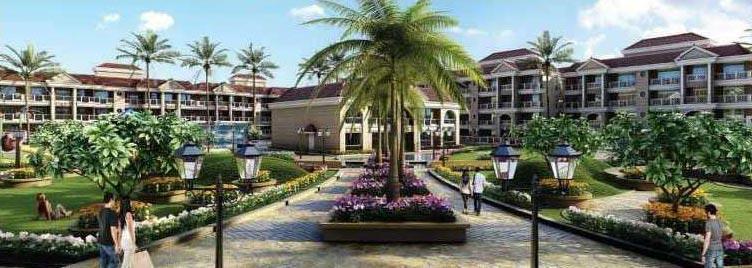Corlim Gardens, Goa - 2 BHK Homes