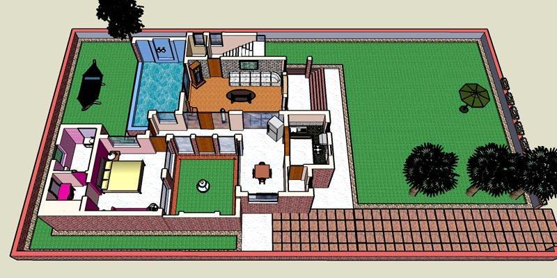 City Home Farm House, Jodhpur - Residential Farm House