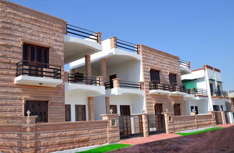 Wonderful Home Design Jodhpur Part - 11: City Home Shree Ram Nagar, Jodhpur - Residential Apartments