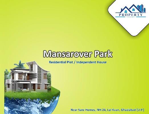 Mansarovar Park, Greater Noida - Residential Apartments