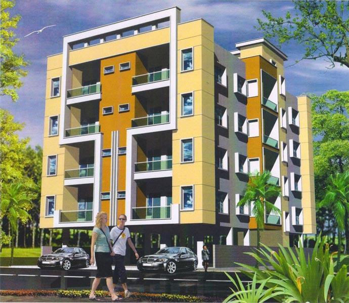 Bhagwati Apartments, Haridwar - Residential Apartments