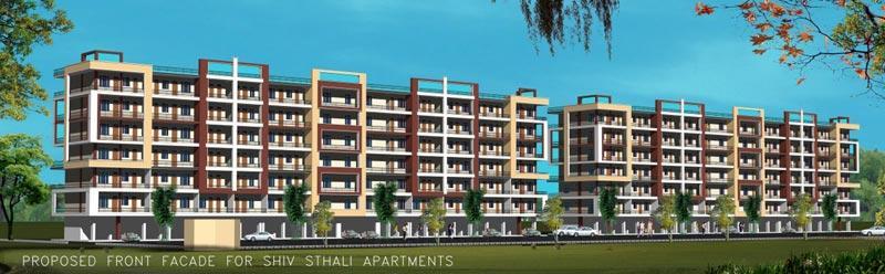 Shiv Sthali, Haridwar - 1/2/ BHK Apartments
