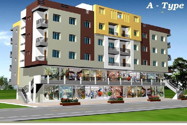 Shree Ram Residency, Valsad - Luxury Apartments