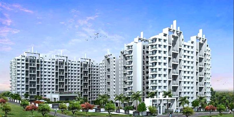 Ganga Glitz, Pune - 2 & 3 BHK Glamorous Homes