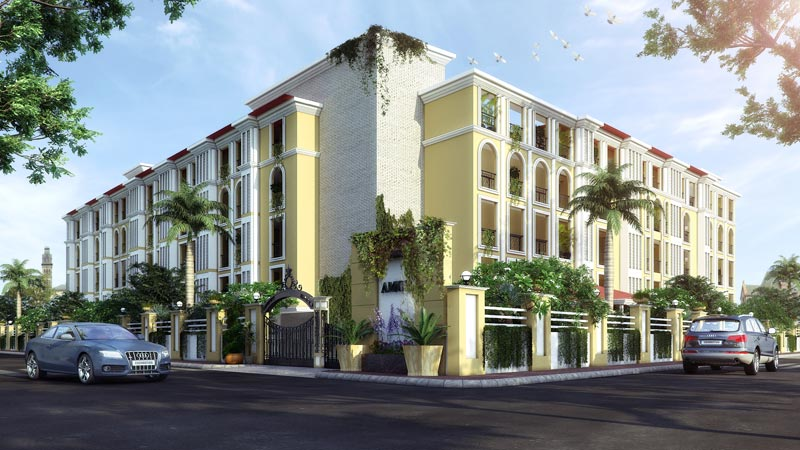 Amor, Goa - 1/2 BHK Residential Apartment