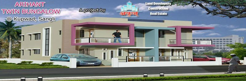 Arihant Twin Bunglow, Sangli - Residential Apartments