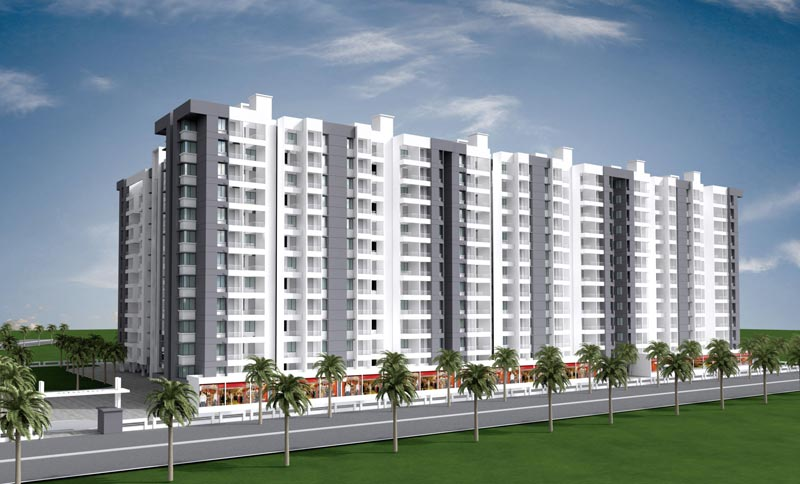Mantra Magic, Pune - Residential Apartments