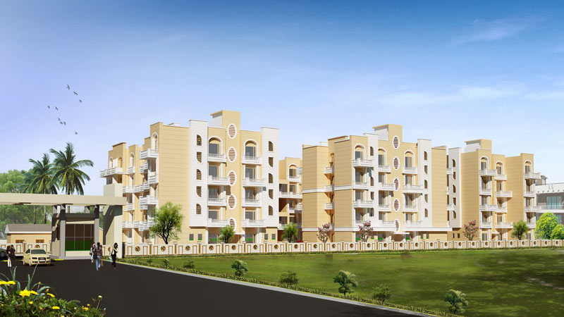 Mahalaxmi Paradise, Thane - 1/2 BHK Residential Apartments