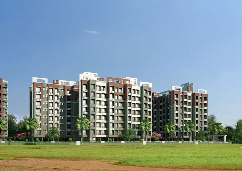 Heramb Park, Thane - 1/2 BHK Residential Apartments