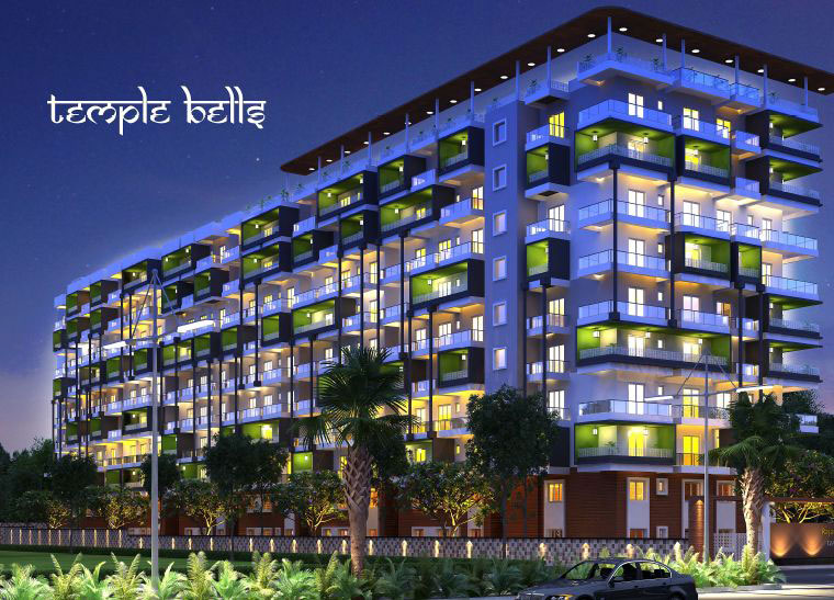 Temple Bell, Bangalore - Best Apartment