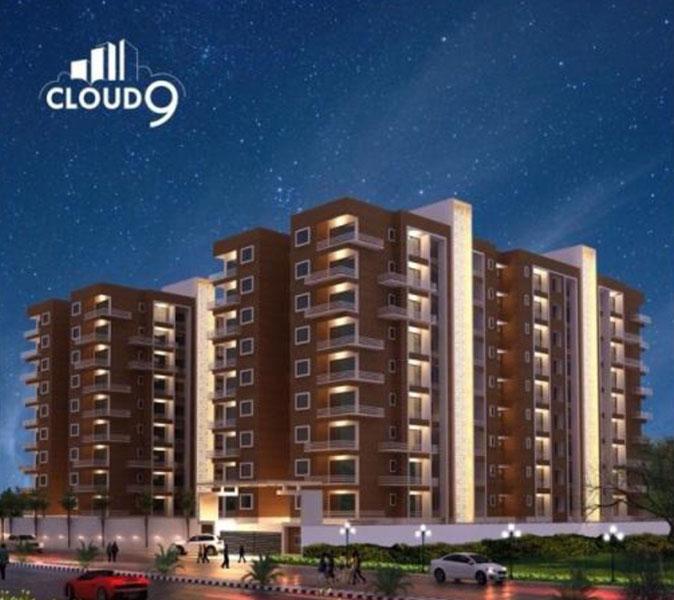 Cloud 9, Raipur - 3 & 4 BHK Residential Apartments