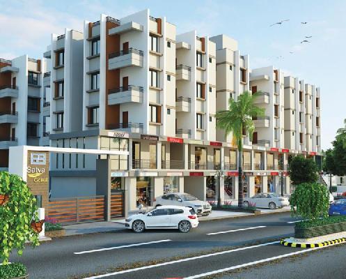 Satva Gokul I, Ahmedabad - 1 BHK Apartments