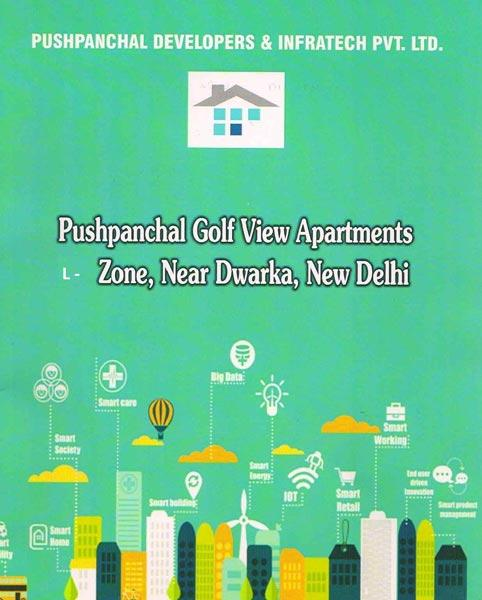 Pushpanchal Golf View Apartments, Delhi - Residential Apartments