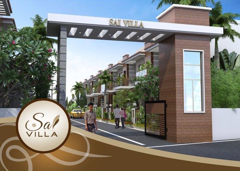 Sai Villa, Korba - Luxury Apartments