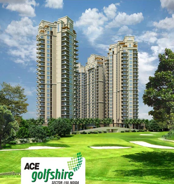 Ace Golfshire, Noida - 2/3 BHK Apartments