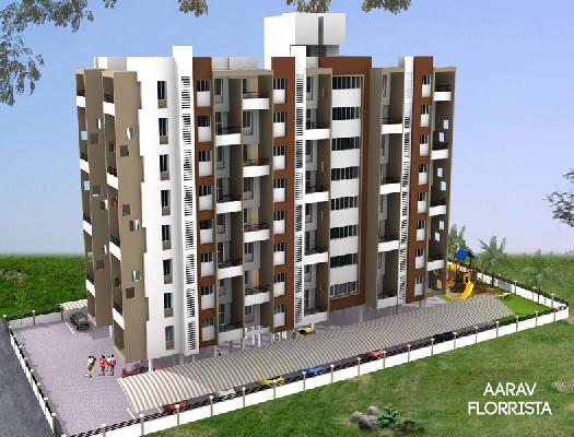 Spark Aarav Florrista & Sheraton, Pune - 1 & 2 BHK Apartments