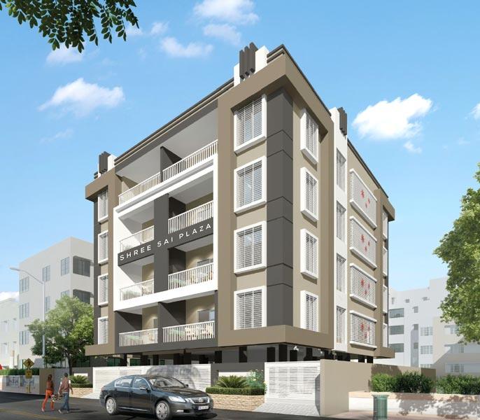 Shree Sai Plaza, Nashik - Luxury Residential Apartments