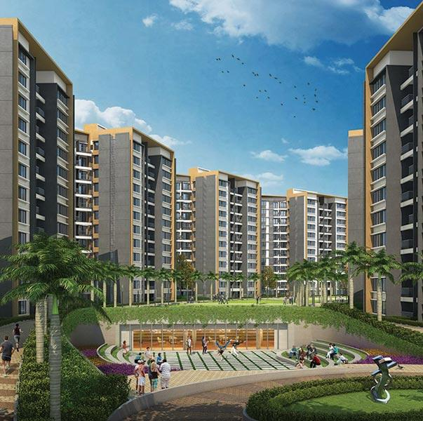 Pride World City, Pune - 1 BHK / 2 BHK / 3 BHK Appartment