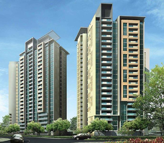 Royal Town Heights II, Delhi - Luxury Apartments