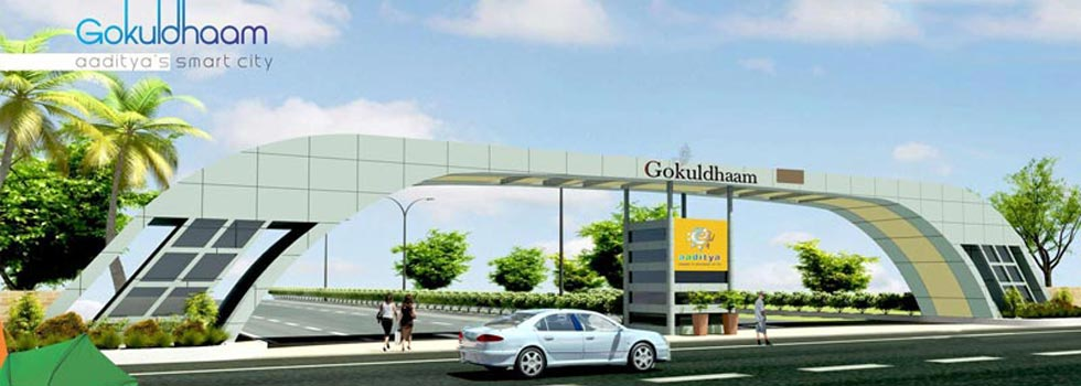 Gokuldhaam Aaditya Smart City, Chhindwara - Residential Cum Commercial Project